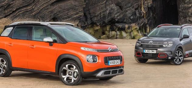 Citroën organise une nuit SUV au Chili