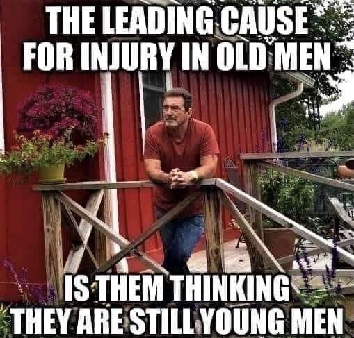Funny Old Man Memes