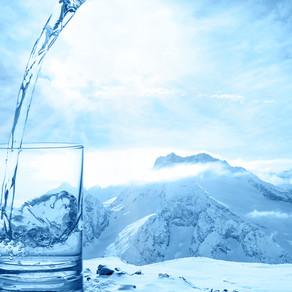 Живительная сила талой воды