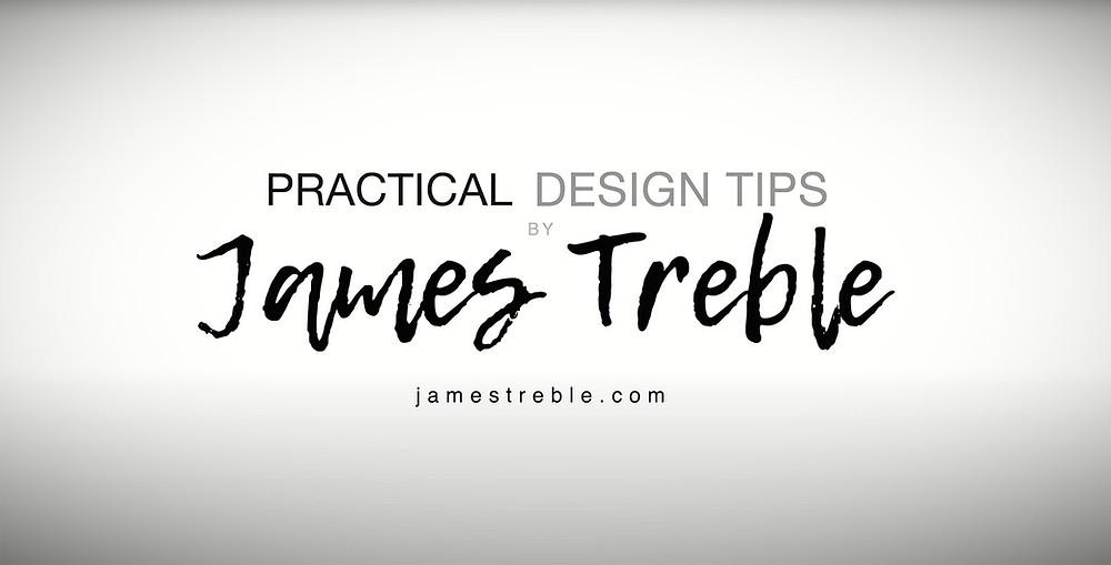 Practical Interior Design Tips by James Treble