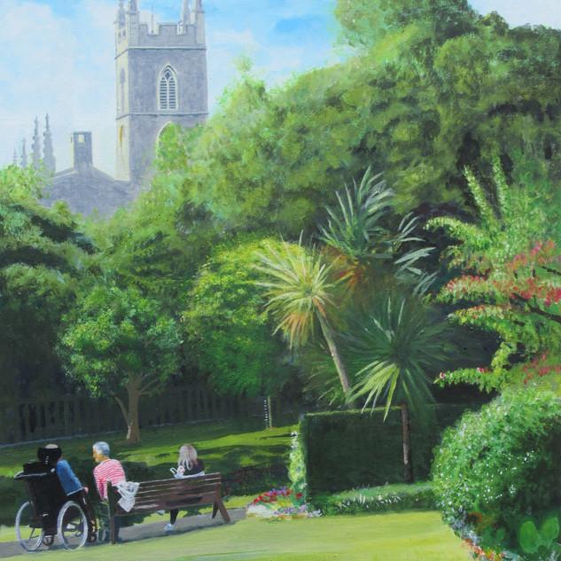Grove-Park by Geoffrey Hart