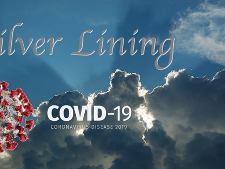 The Silver Lining in COVID-19