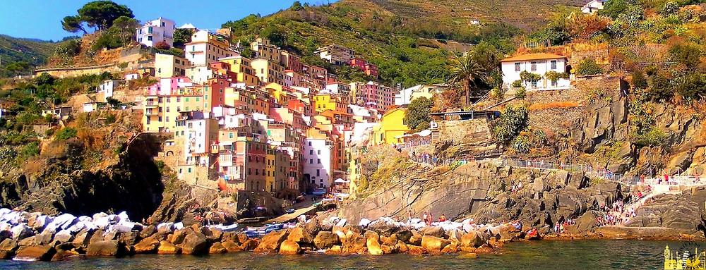 Cinque Terre (Italia)