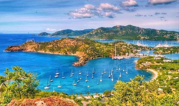 Cheap flights to Antigua
