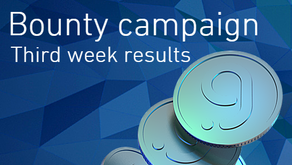 BOUNTY Campaign - Forth week