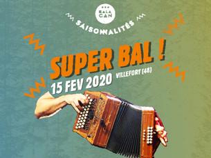 SAISONNALITÉS #1 - Rémi Geffroy + François Heim > Le 15 février 2020 à Villefort