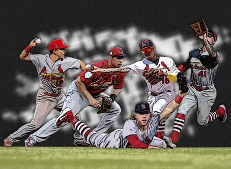Outs Above Average and the St. Louis Cardinals Defense