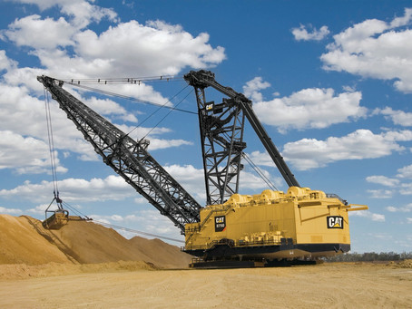 New Caterpillar Dragline Catalog Online