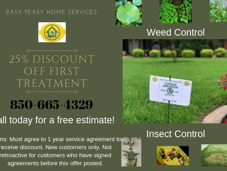 25% Discount on First Treatment