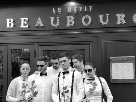 Le Petit Beaubourg change de concept, place aux cocktails !
