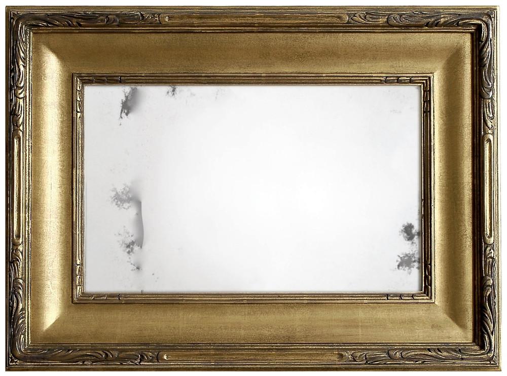 gold gilded frame for mirror