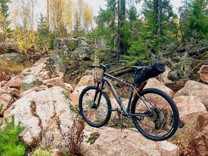 XL Biking MTB - Dagbok av en nybörjare 4 - Det gick åt skogen