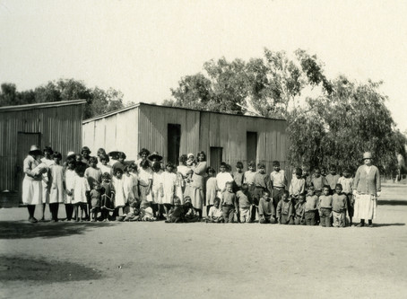The Effect of the Stolen Generations