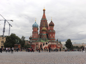 21 Reasons to Visit Moscow