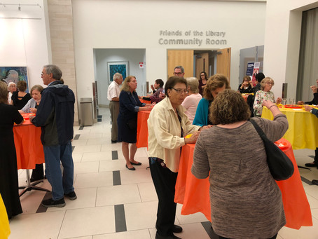 A Night to Remember–Our Annual Friends Membership Appreciation Meeting
