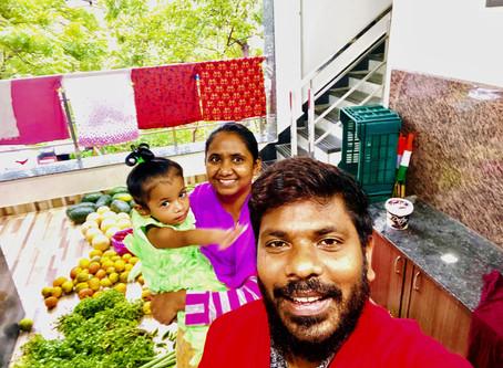 Human Stories: Ravi & Jyostna Nangedda, Vijayawada, India
