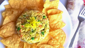 Garbanzo & Heart Of Palm Salad (Vegan Tuna Salad)