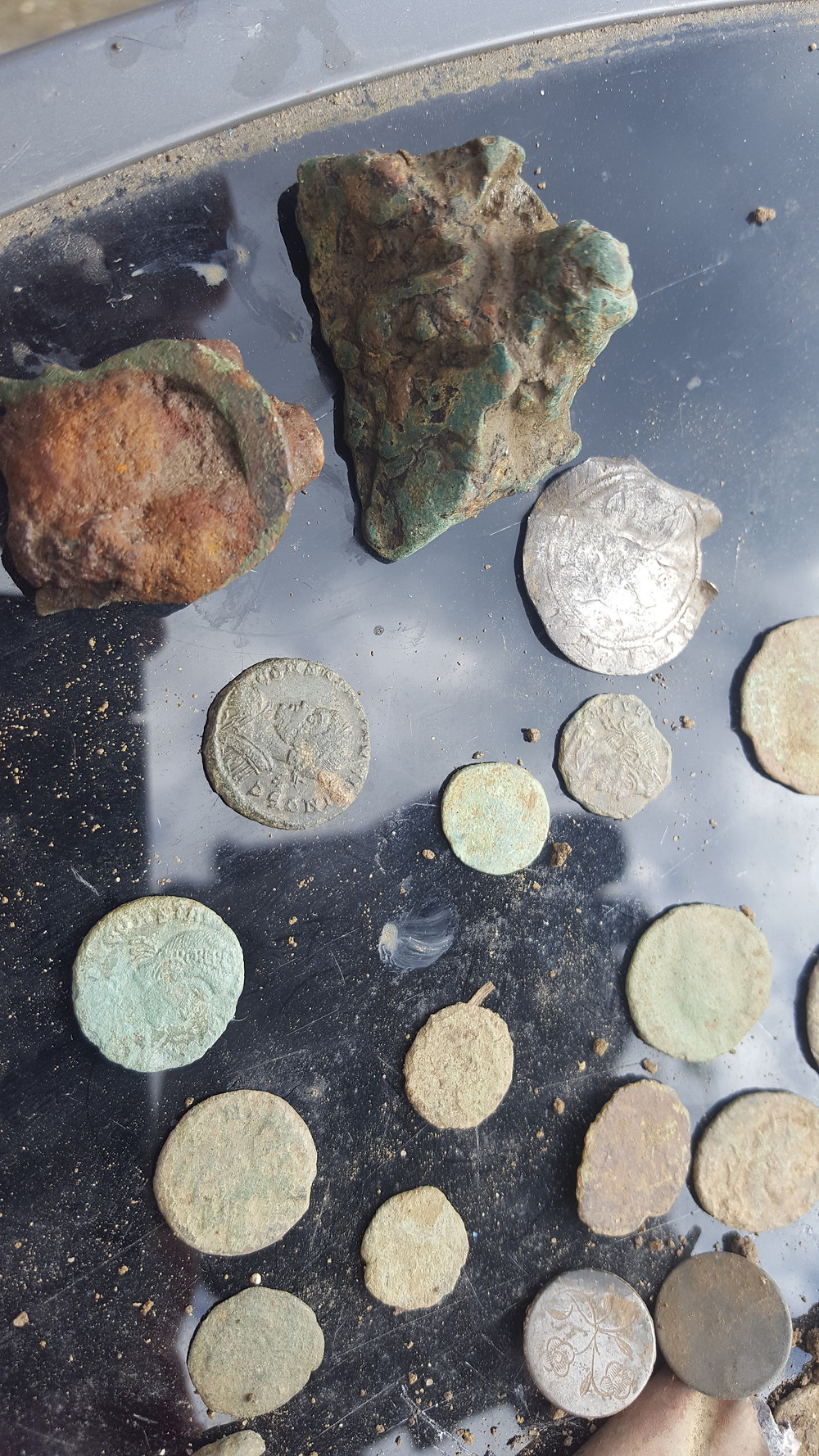 Some of my finds