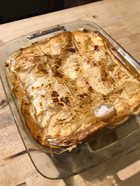 Pumpkin Borek from The Complete Mediterranean Cookbook by America's Test Kitchen prepared by MaryLou