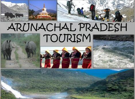 """'The Land of Dawnlit Mountains."""": Arunachal pradesh"""
