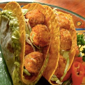 Wild Shrimpetizer® Tacos