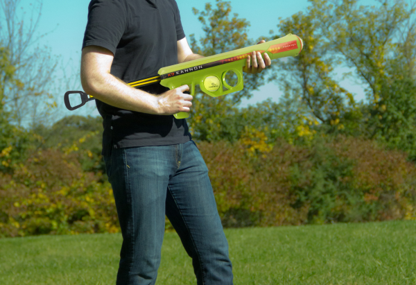 Hyper Pet K-9 Kannon - Interactive Ball Launcher for Dog Owners & Dogs