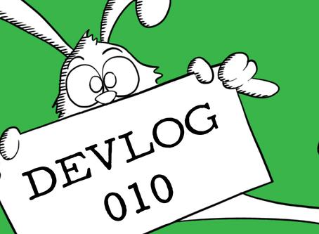 Devlog 10 - Adapting A Bit