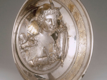 A Dish fit for a Queen: The Cleopatra Selene Cup from Boscoreale