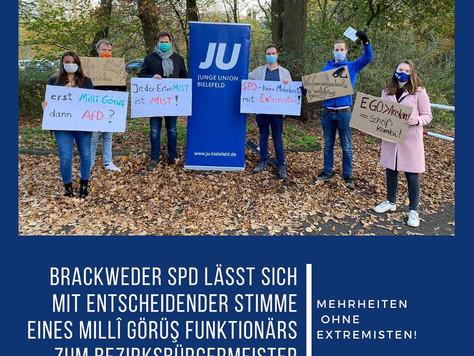 Brackwede: Junge Union fordert Mehrheiten ohne Extremisten!