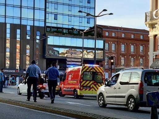 Toulouse: une terrible attaque au couteau en plein centre-ville