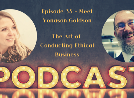 The art of conducting ethical business podcast interview