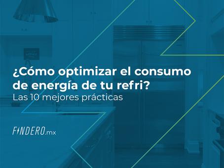 Las 10 mejores prácticas para mantener un consumo de energía óptimo en tu refrigerador