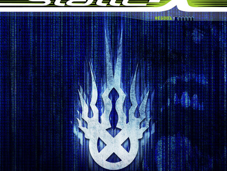Static-X Poject Regeneration VOL 1