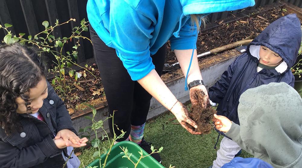 Eduplay Childcare Westgate - Children Gardening Fun