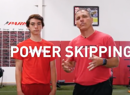 Power Skipping - the 5 P's