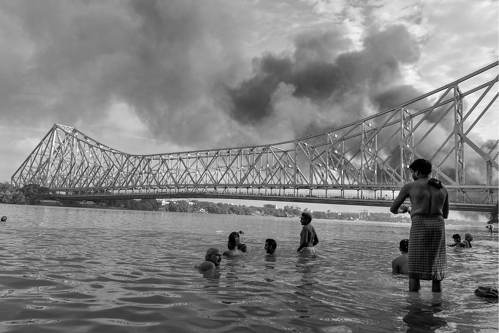 howrah bridge kolkata photo bengali online magazine bangla canvas