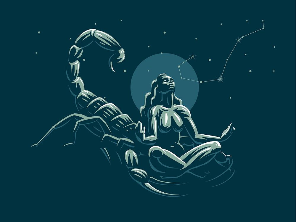 Scorpio#FullMoon#Universe#astrology#castellations#wisdom#starts#