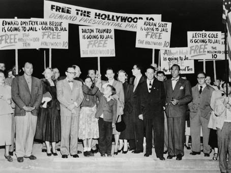Τα χρόνια της «Μαύρης Λίστας» του Hollywood