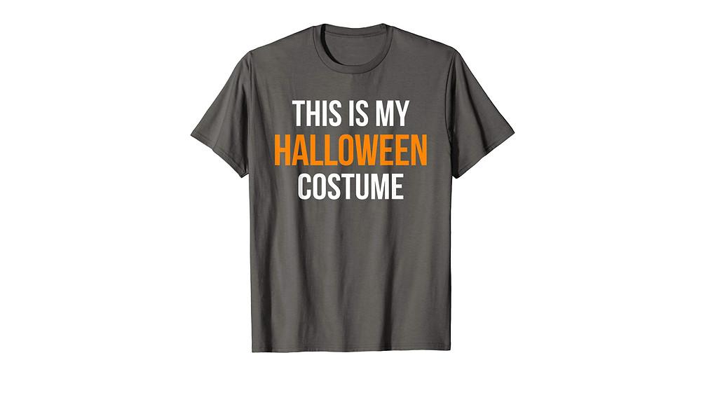 Playera de Halloween.