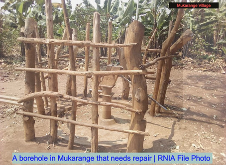 WOMEN AND GIRLS MOSTLY AFFECTED BY MUKARANGE WATER SHORTAGE