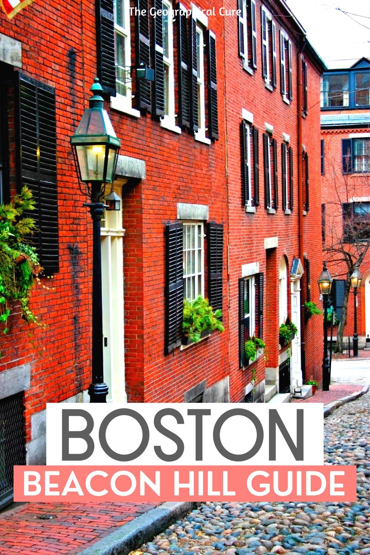 Guide to Boston's Historic Beacon Hill Neighborhood