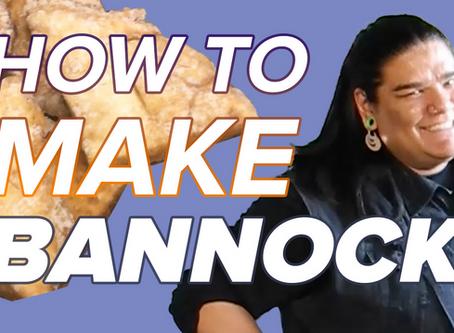 How to Make Bannock!
