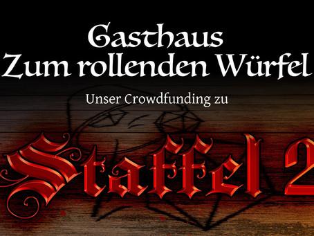 Gasthaus Crowdfunding Staffel 2