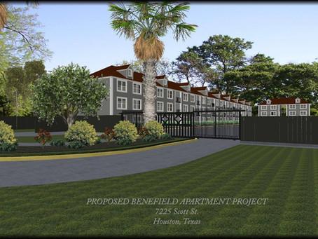 #Proposed Apartment  Complex Design