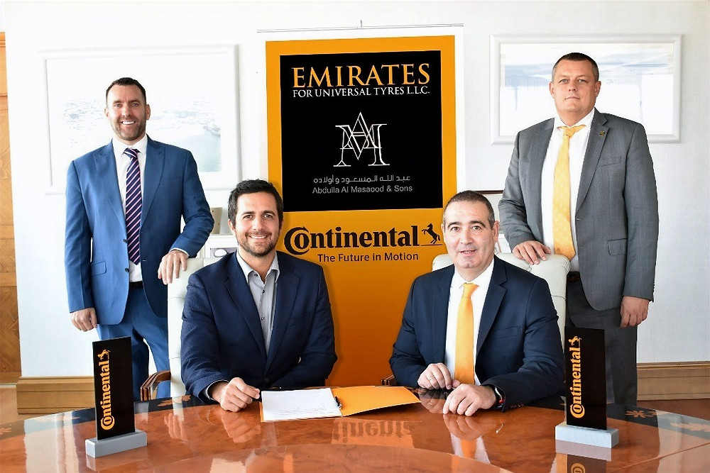 Continental Extends Partnership with EUT to 2023