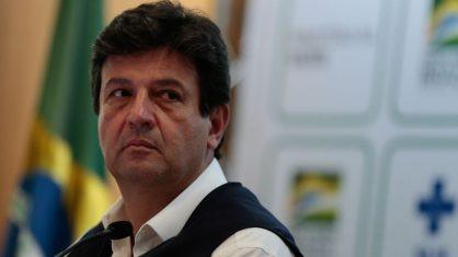 Em rede social, Mandetta anuncia que foi demitido por Bolsonaro