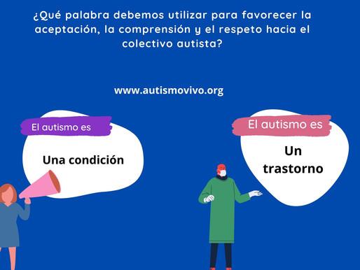 ¿Trastorno o condición autista?