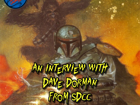 An Interview with Dave Dorman