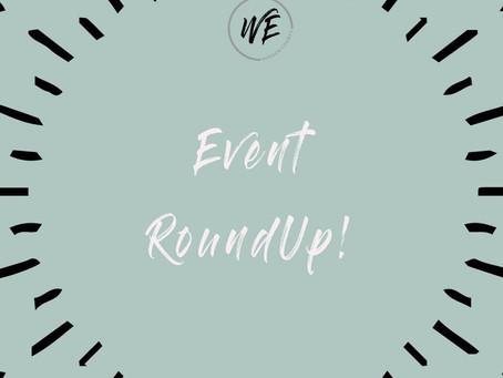 EVENT ROUNDUP 2/25