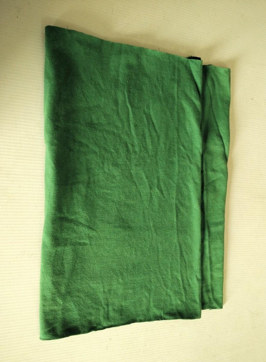 folded t shirt fabric